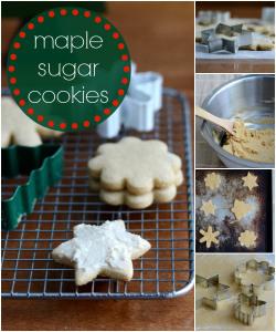 maple-sugar-cookies Real Food Real Deals