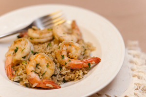 Cajun Shrimp and Rice - Life Currents