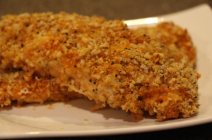 Crispy Buffalo Chicken - Sew You Think You Can Cook
