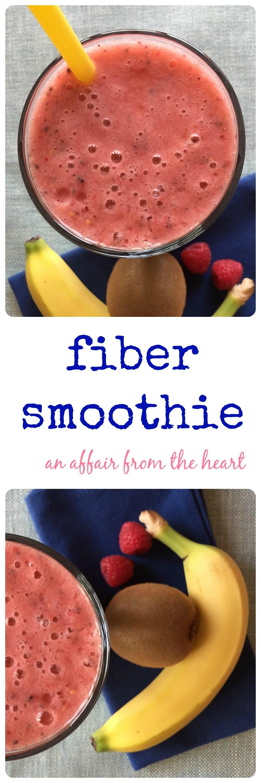 fiber smoothie