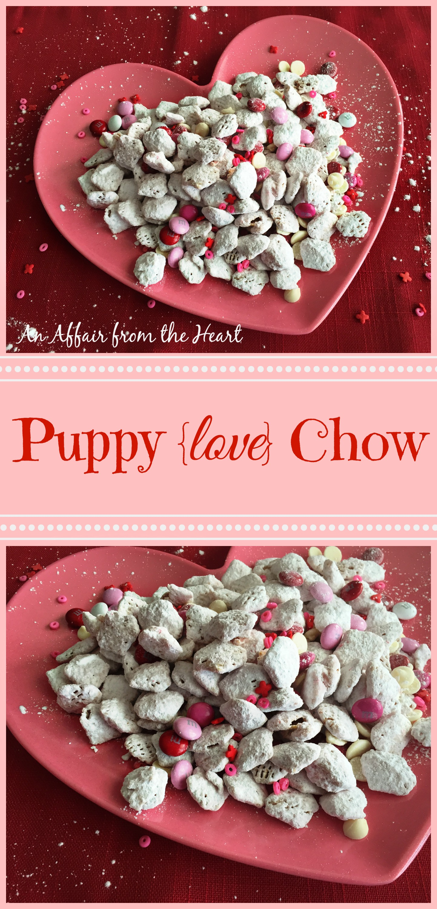 puppy love chow - Christmas Puppy Chow