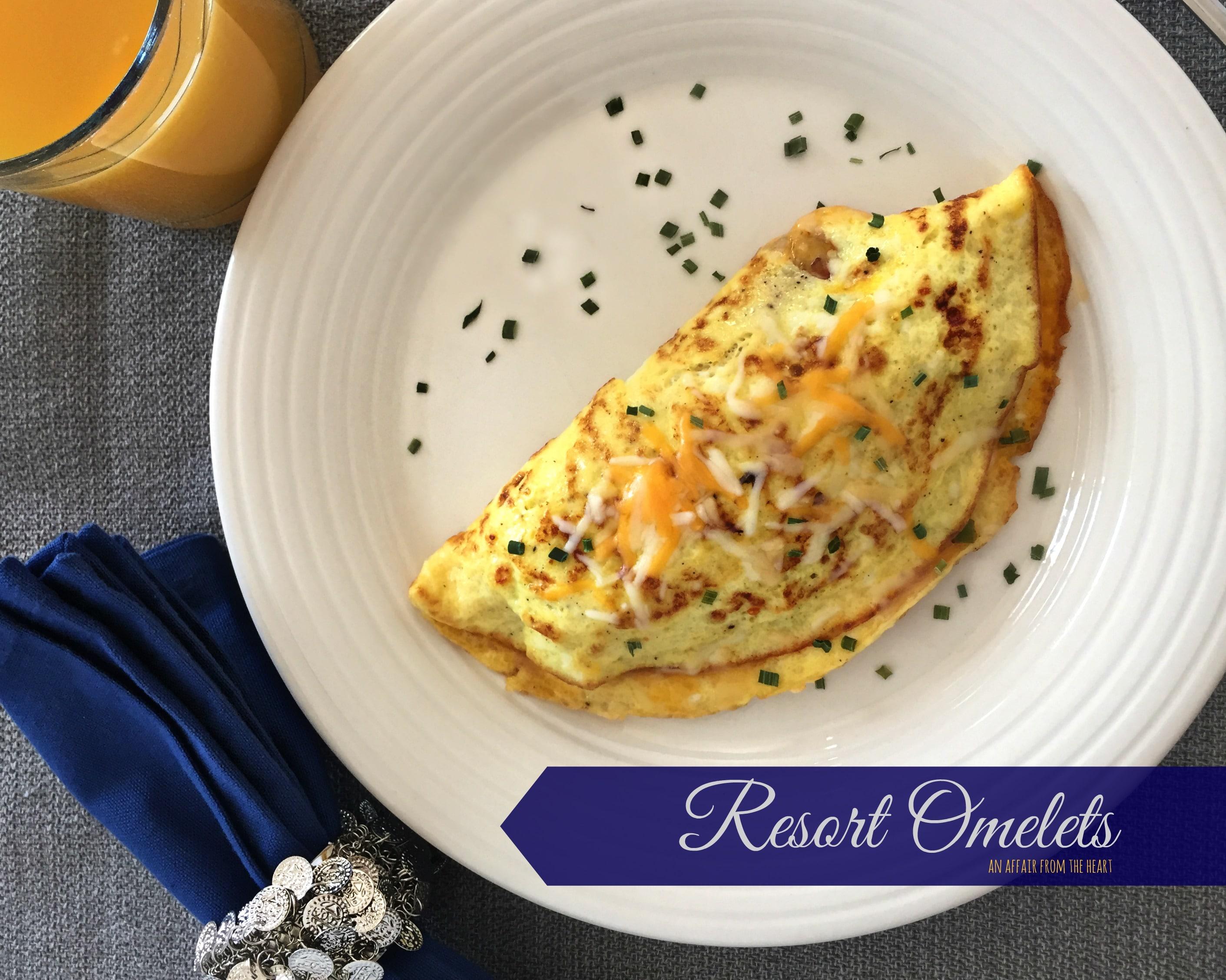 resort omelets