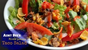 World Famous Taco Salad
