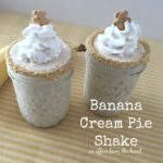 Banana Cream Pie Shakes
