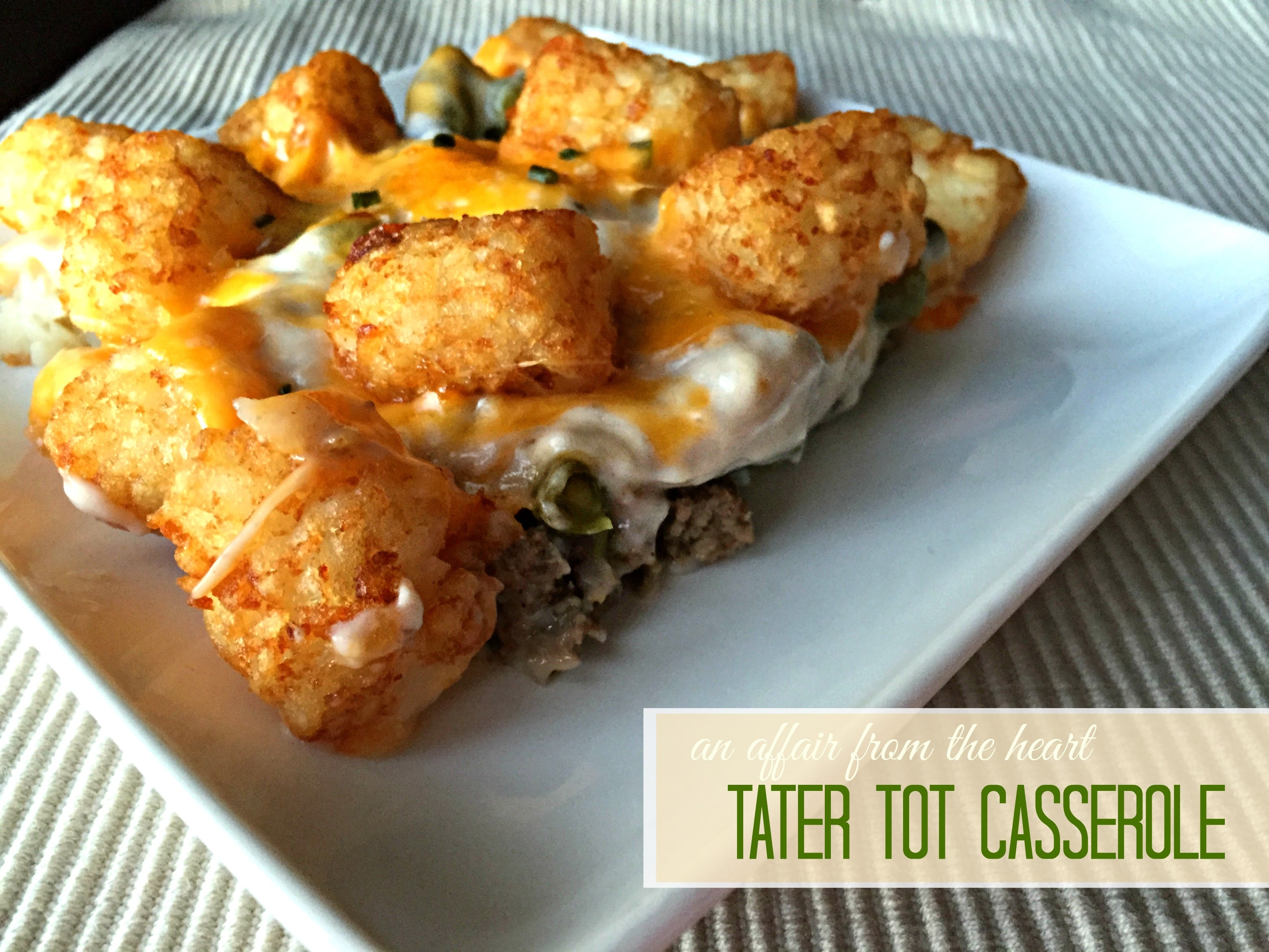 from 3 reviews tater tot casserole print tater tot