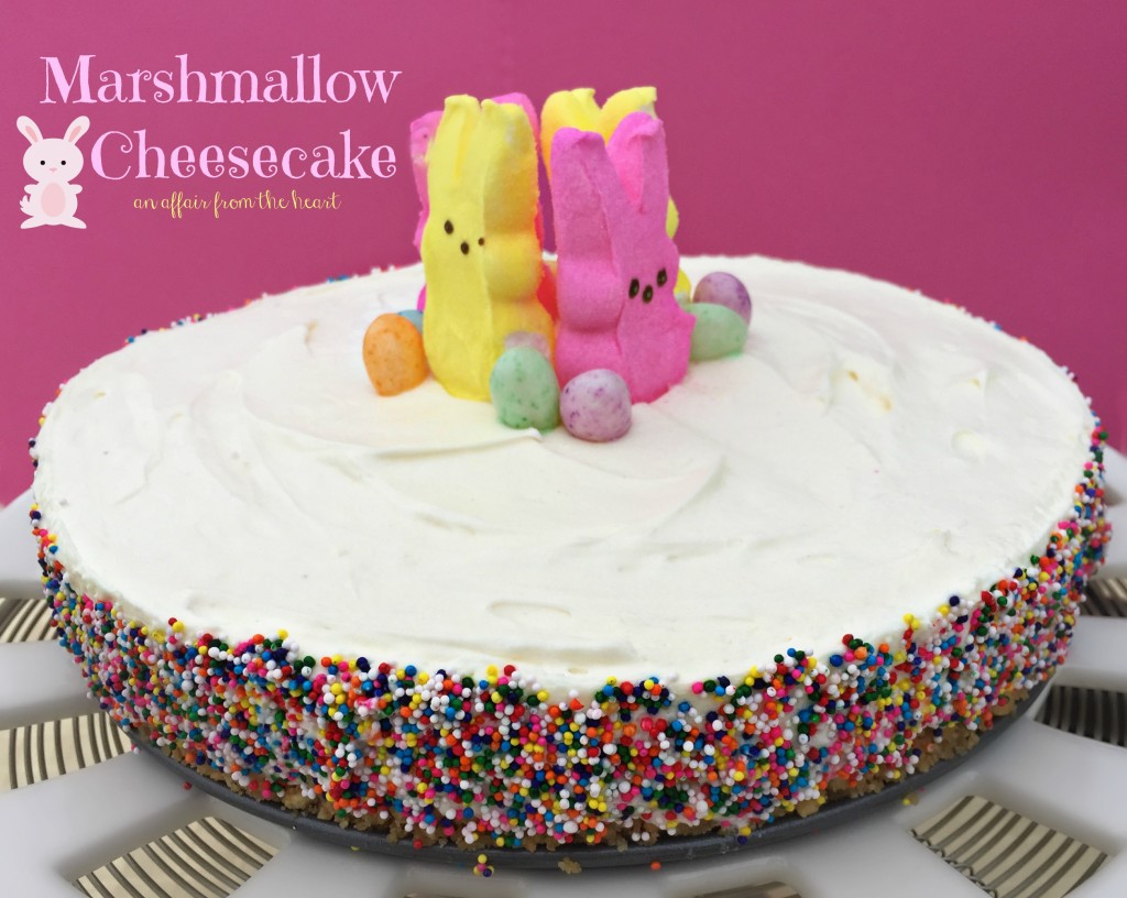 Marshmallow Cheesecake