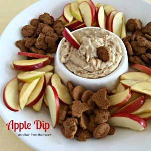 Horizon Organic APPLE DIP | An Affair from the Heart