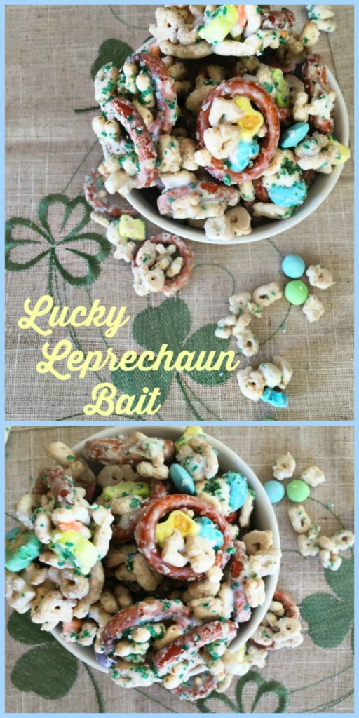 lucky leprechaun bait - An Affair from the Heart