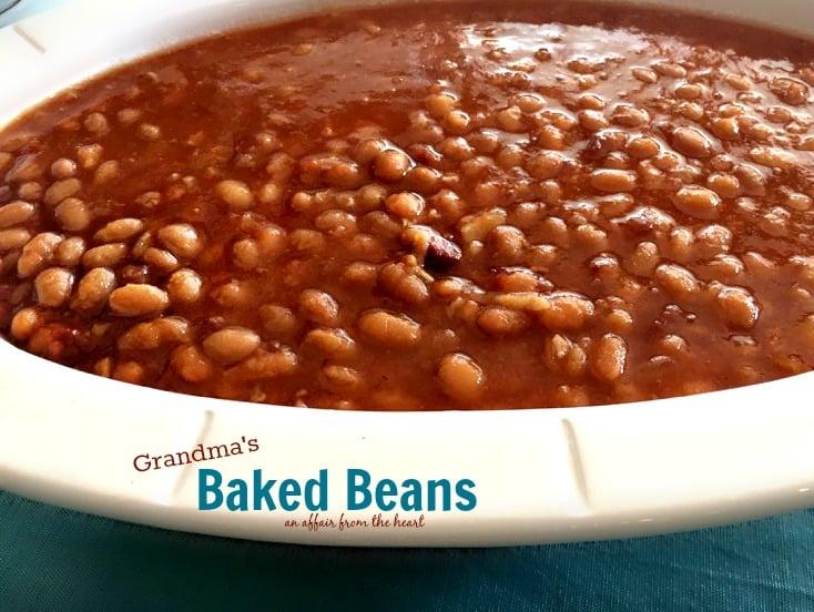 Grandma's Baked Beans