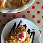 """Fried"" Ice Cream Pie"