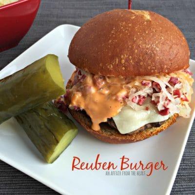 Reuben Burger