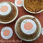 You're a Peach – Gift Idea & Free Printable