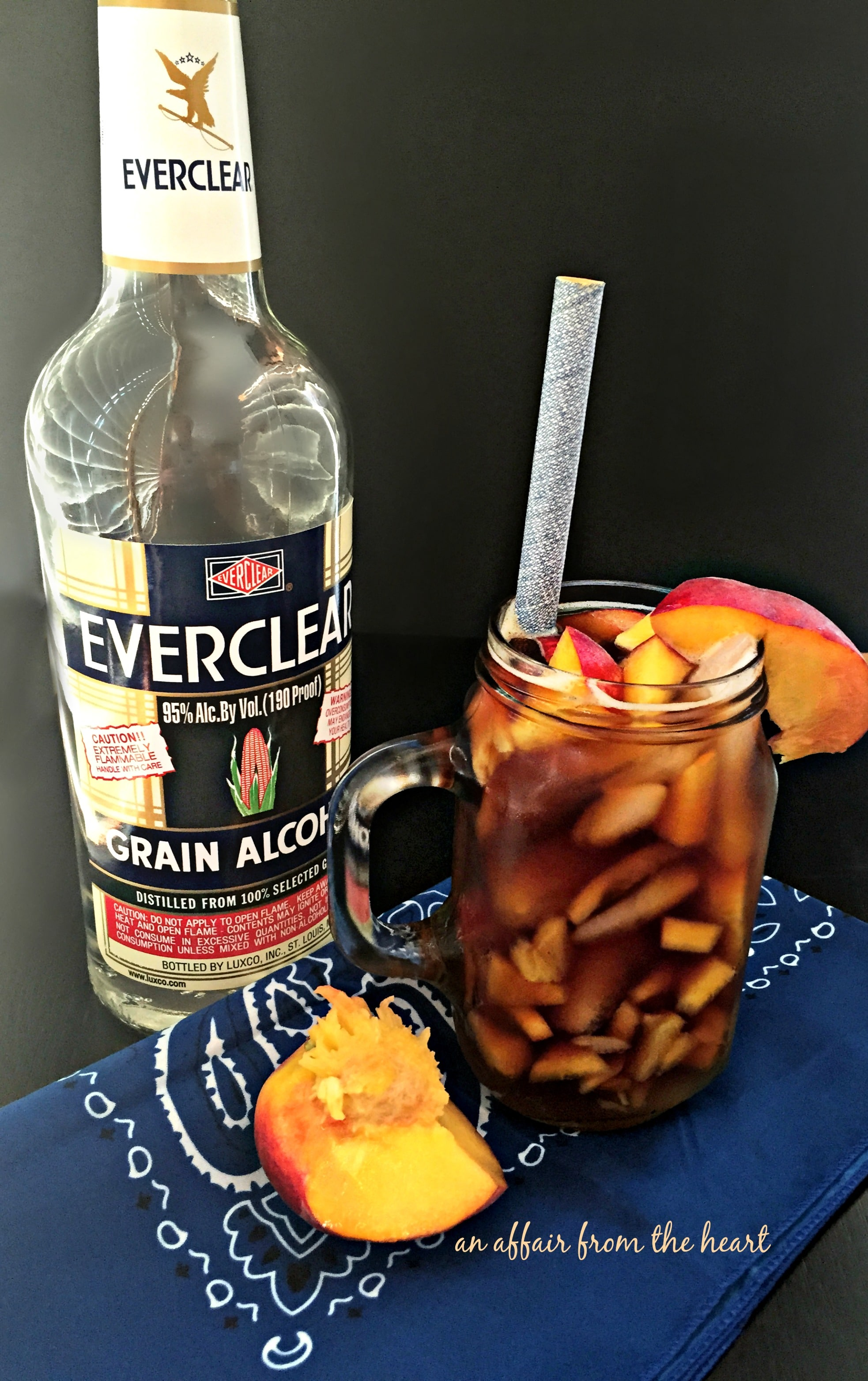Everclear® is neutral grain alcohol. Giving it the unique ability to ...