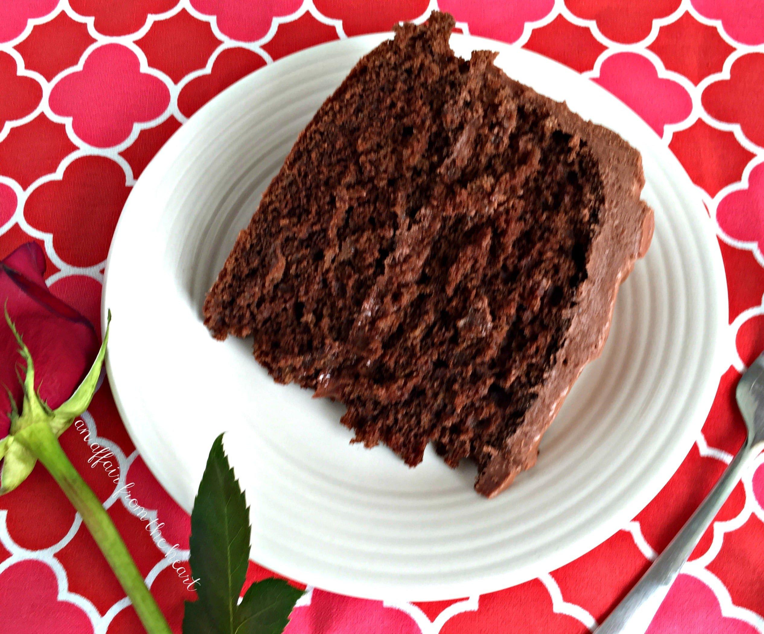 Amish Chocolate Sauerkraut Cake Recipe