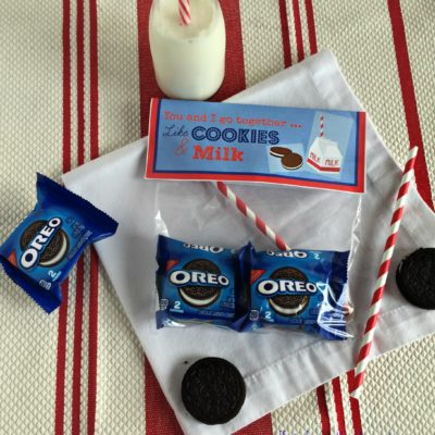 You and I Go Together…Like Cookies & Milk