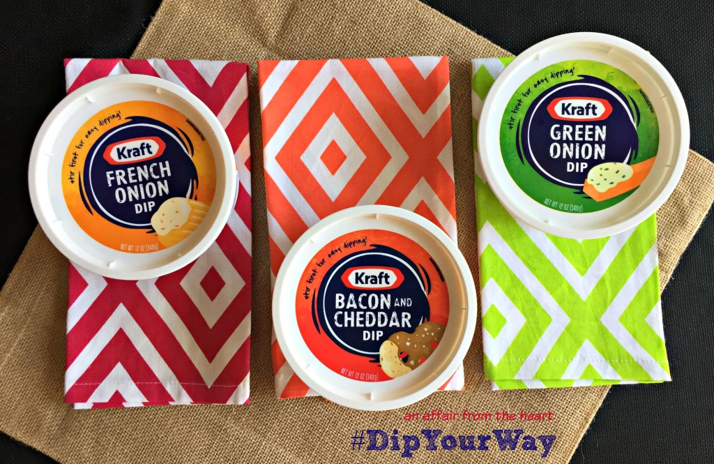 Kraft Dip Your Way