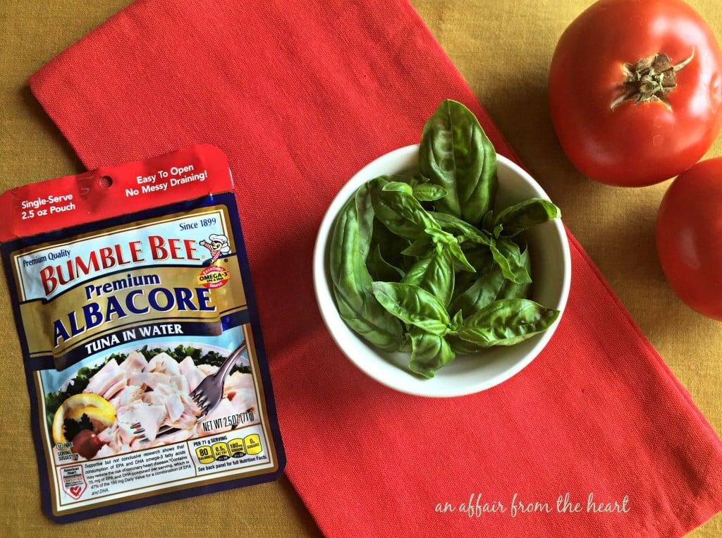 Tuna Salad Caprese Recipes — Dishmaps