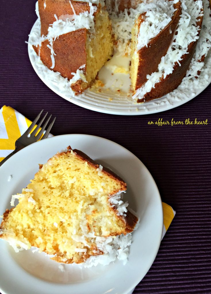 How To Make Pineapple Cake From Yellow Cake Mix Box