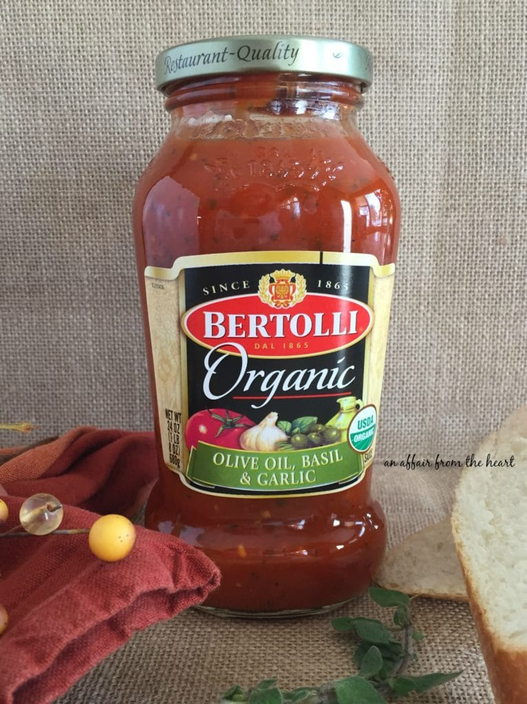 Bertolli sauce
