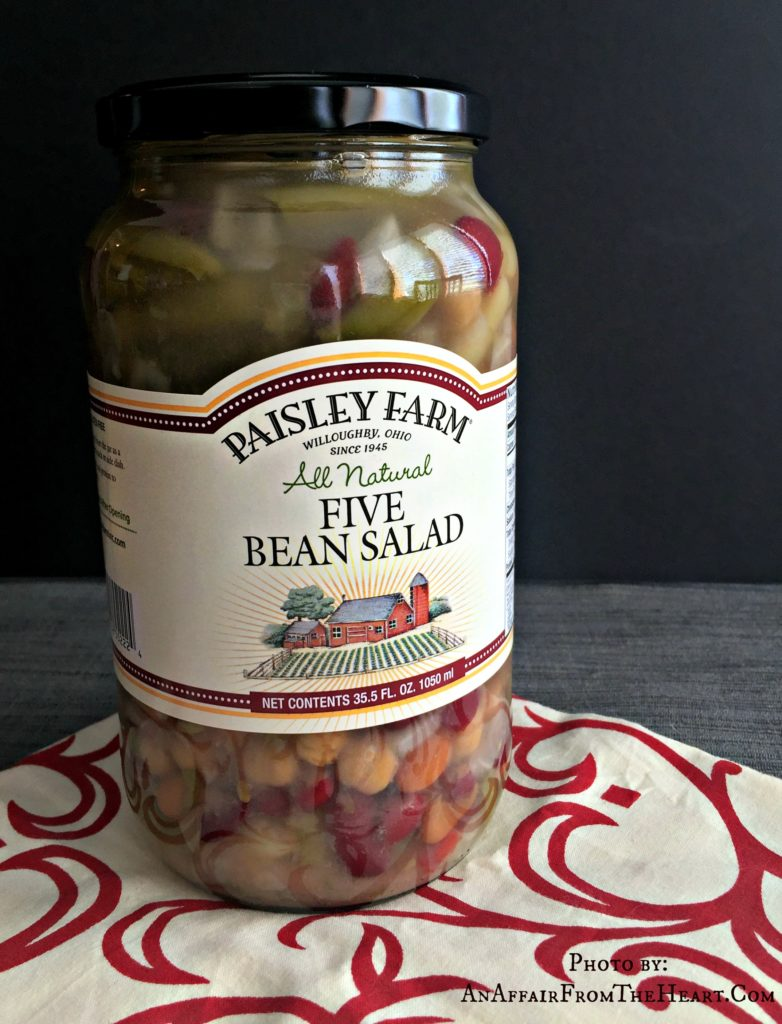 Paisley Farm Five Bean Salad