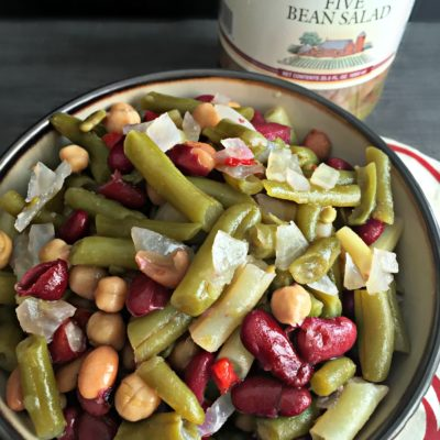 Paisley Farms Five Bean Salad Review