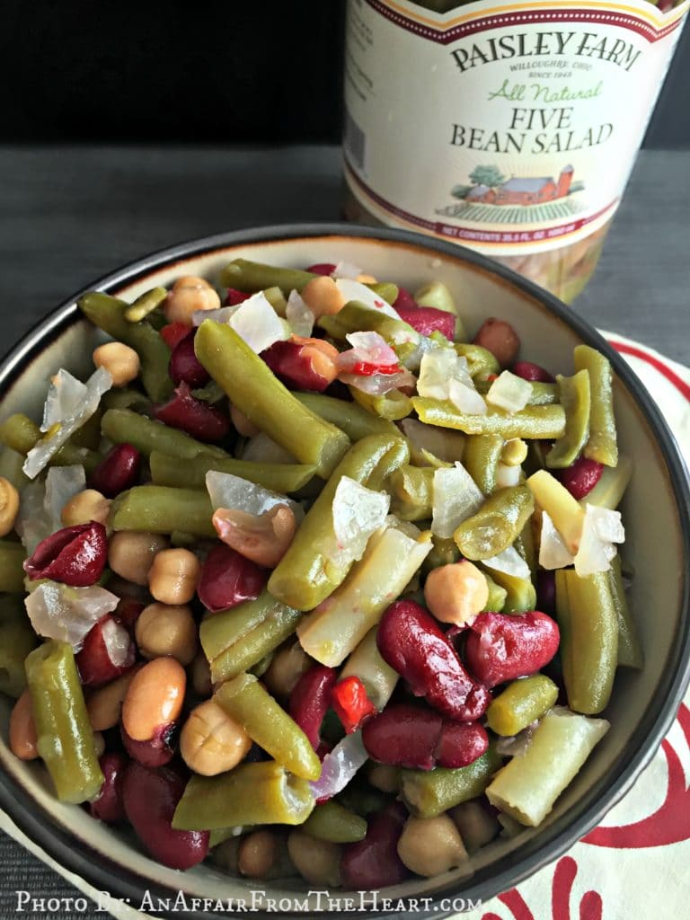 Paisley Farm Five Bean Salad 1