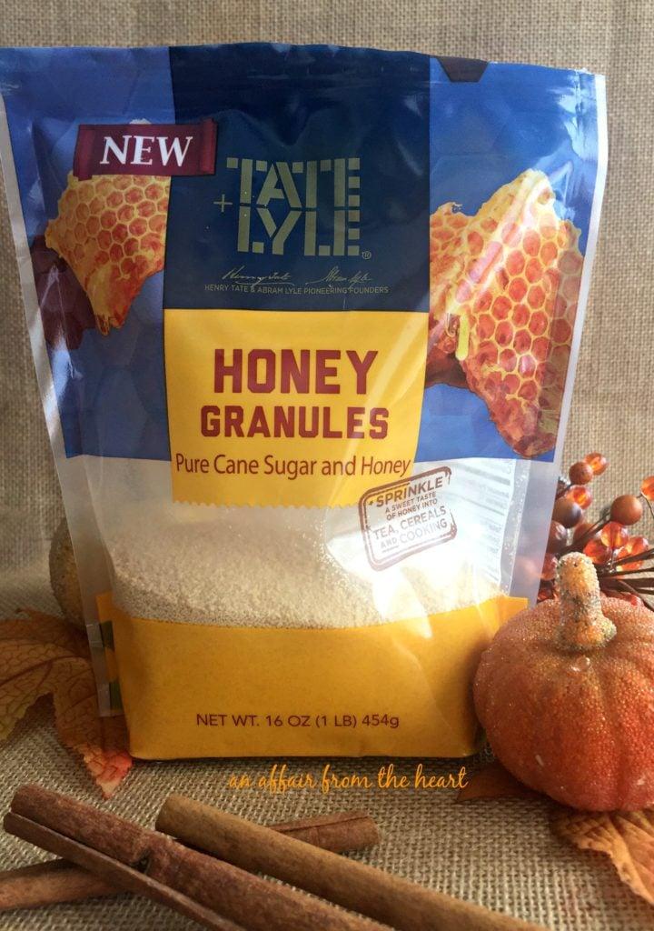 Tate + Lyle Honey Granules
