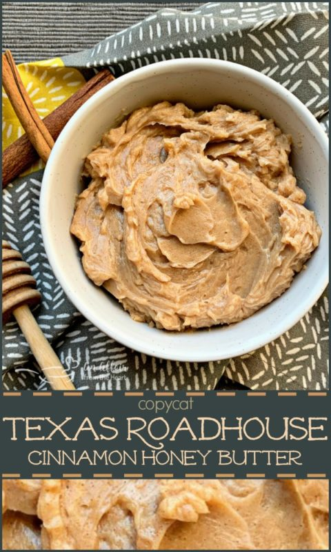Copycat Texas Roadhouse Cinnamon Honey Butter - An Affair from the Heart