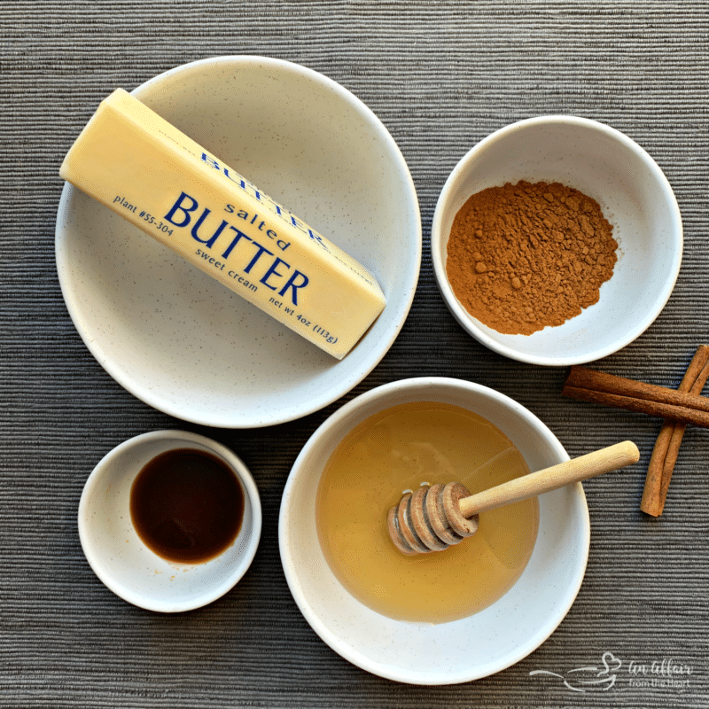 Step by Step Directions Copycat Texas Roadhouse Cinnamon Honey Butter