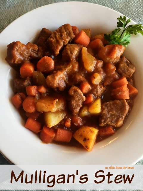 Mulligan's Stew - An Affair from the Heart