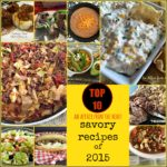 Top 10 Savory Recipes of 2015
