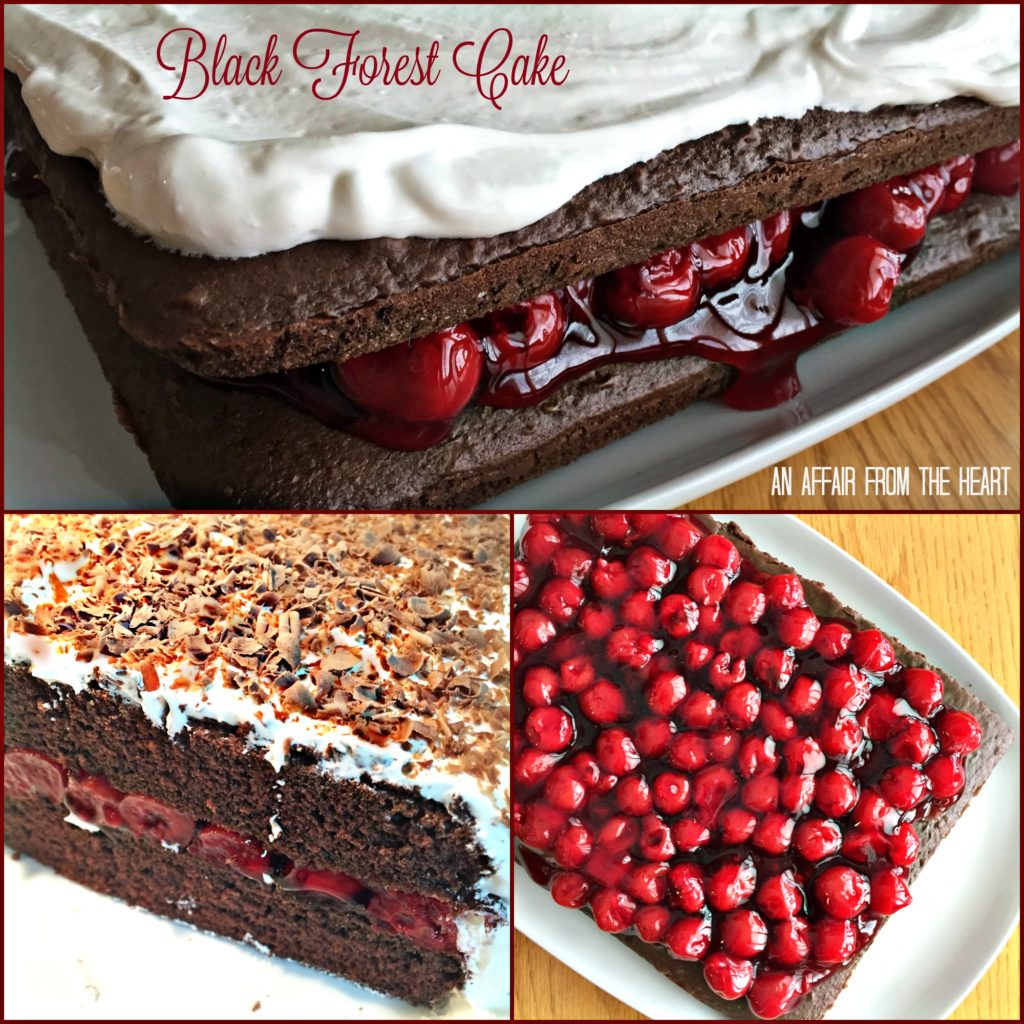 How To Make Easy Black Forest Cake Recipe Desserts | LONG HAIRSTYLES