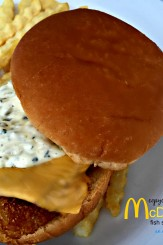 Copycat McDonald's Fish Sandwich and Tartar Sauce