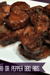 Slow Cooker Dr. Pepper BBQ Ribs - An Affair from the Heart