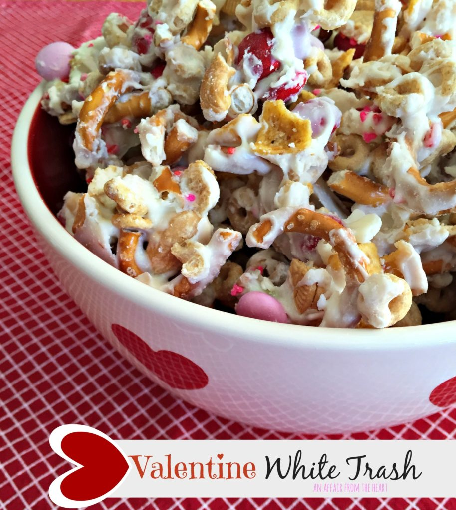 Valentine White Trash Mix