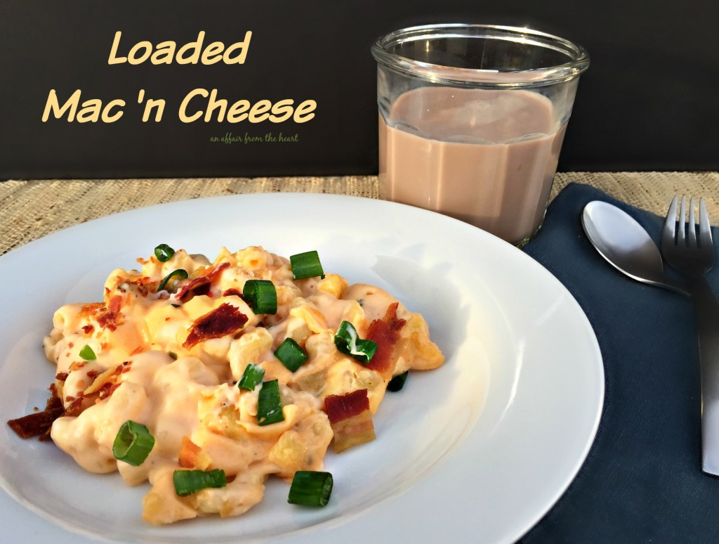 Loaded Mac 'n Cheese