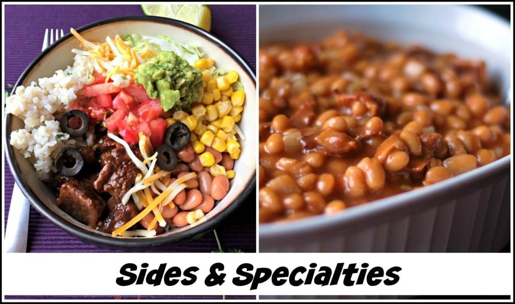 BBQ Sides & Specialties