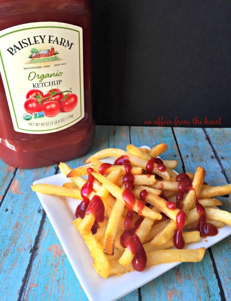 Paisley Farms Organic Ketchup