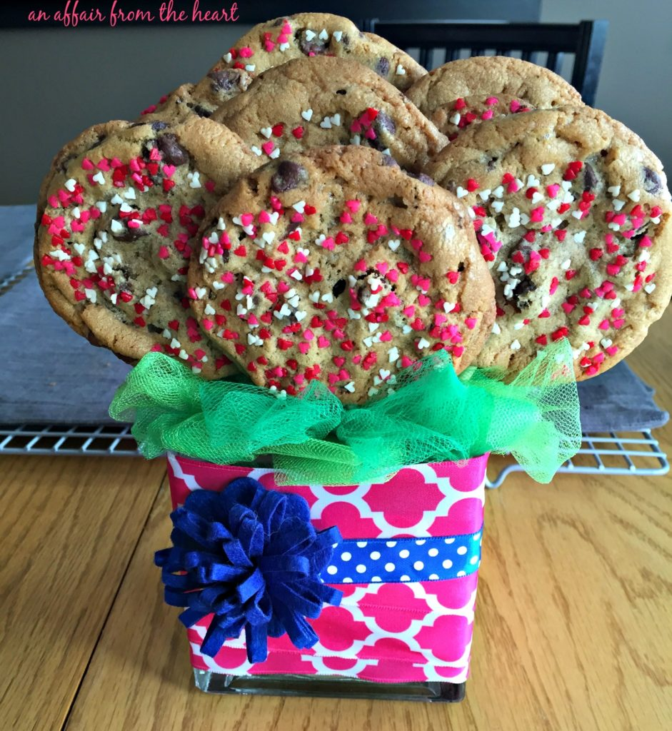 How to: Make an Easy Cookie Bouquet