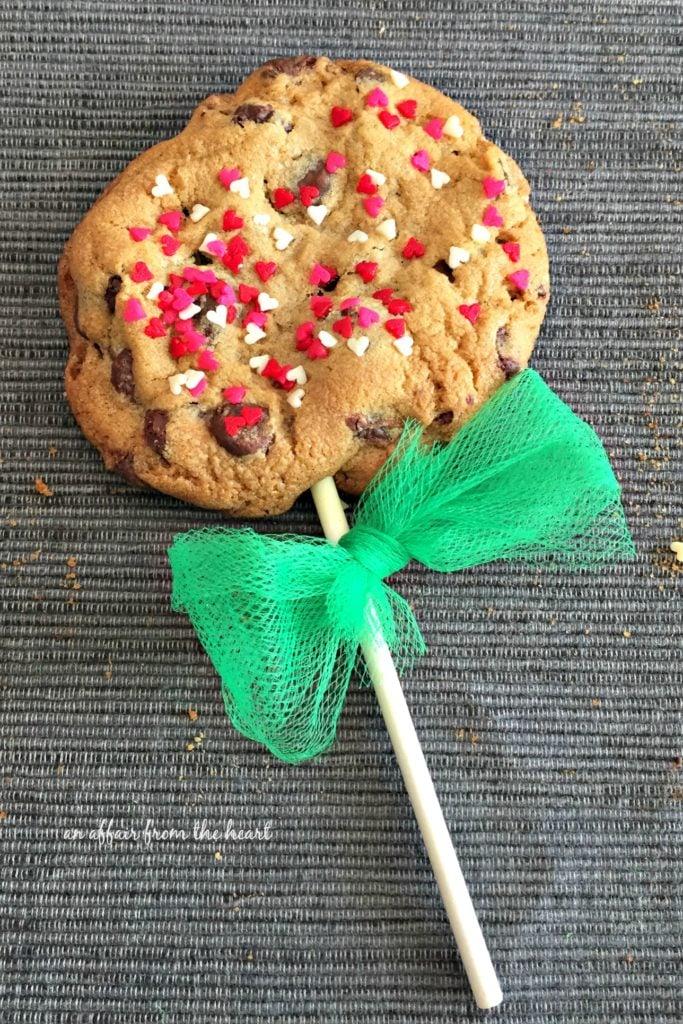 Homemade Cookie Bouquet