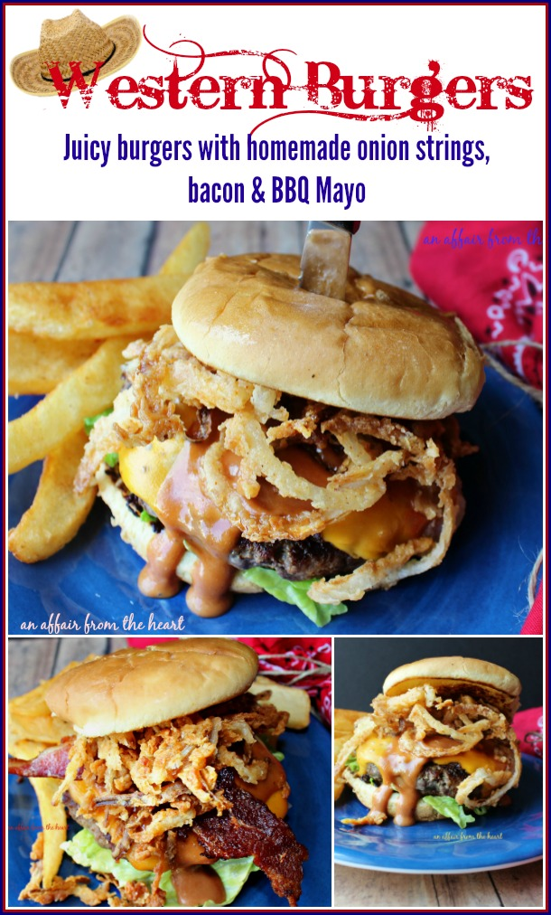 Western Burgers An Affair from the Heart
