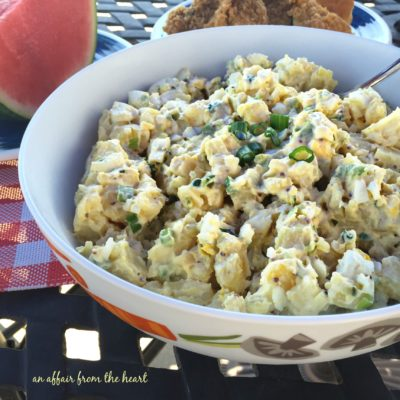 Picnic Potato Salad — Banana Boat® & OFF!® at Walmart