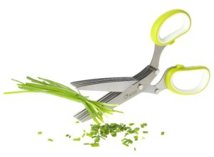 Chefast 5 blade herb scissors