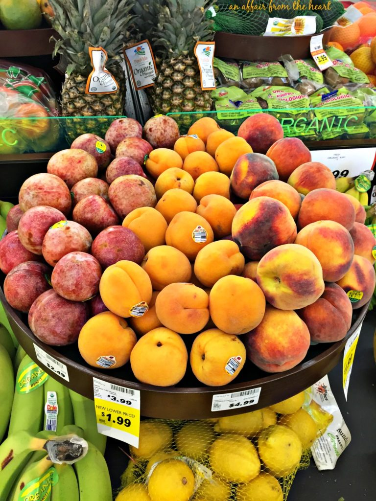 FF Organic Produce