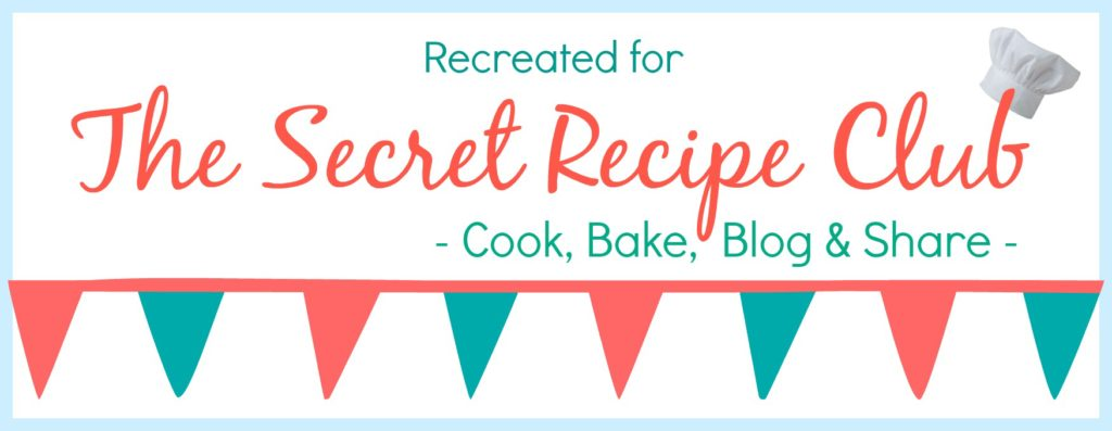 The Secret Recipe Club Banner - An Affair from the Heart