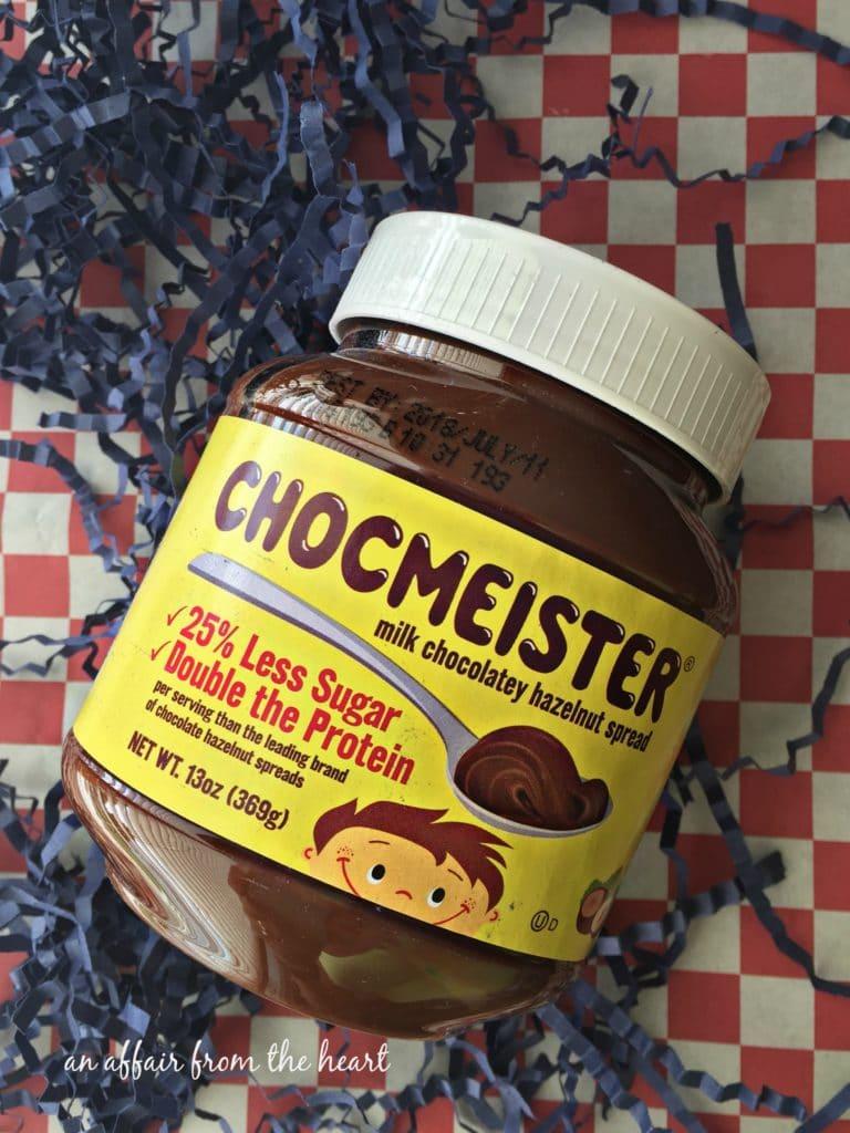 Chocmeister spread