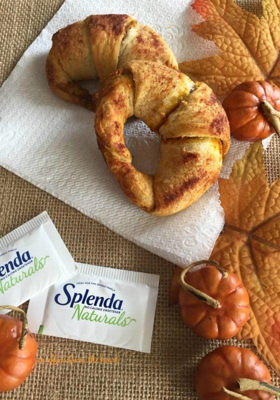 Pumpkin Pie Croissant Bundles