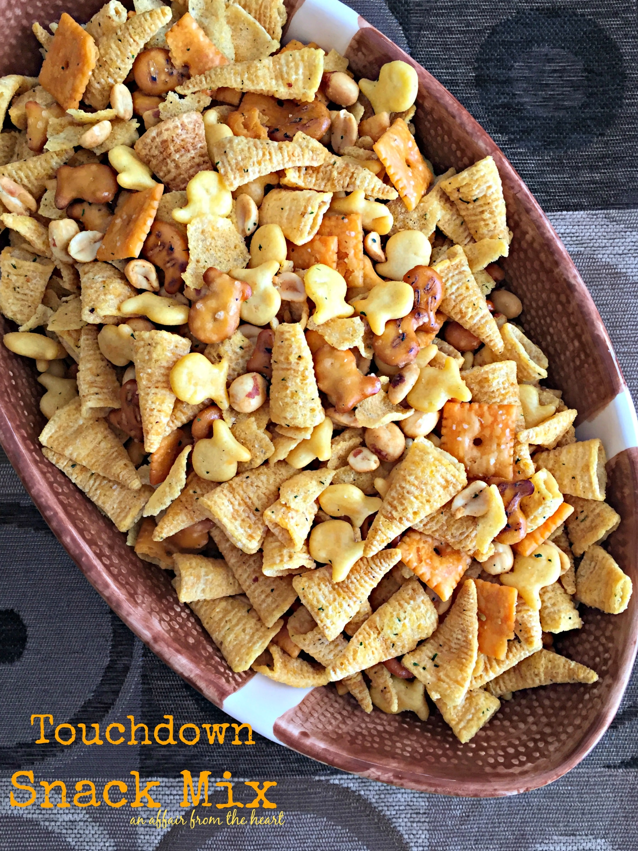 Touchdown Snack Mix