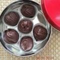 Peanut Butter Chocolate Chip Cookie Dough Truffles