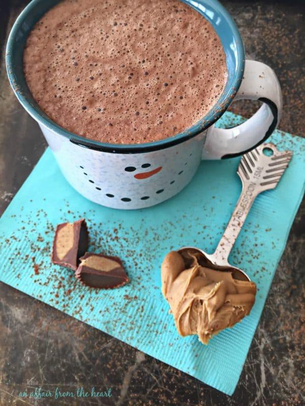Peanut Butter Hot Cocoa